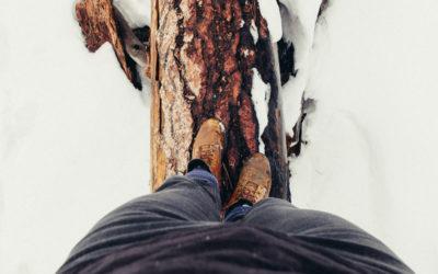 Pielęgnacja stóp zimą