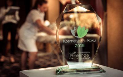 Konkurs Kosmetyczka Roku 2019